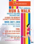 5 K Run/Walk for victims of Sex trafficking registration logo