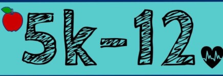 5K-12 registration logo