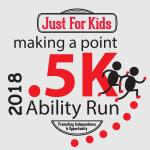 .5k Ability Run registration logo
