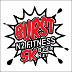 5K Burst N2 Fitness registration logo