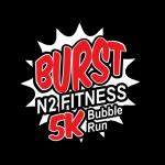 5K Burst N2 Fitness registration logo