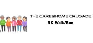 5K Care at Home Crusade registration logo