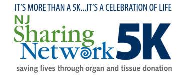 5K Celebration of Life registration logo