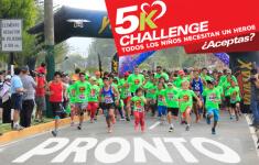 5K CHALLENGE registration logo