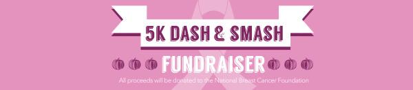 5K Dash & Smash registration logo