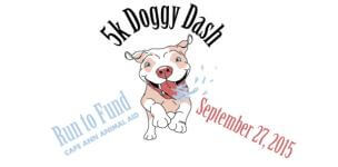 5K Doggy Dash registration logo