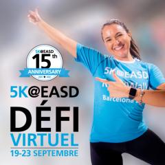 5k easd virtual challenge registration logo