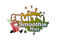 5k Fruity Smoothie Run registration logo