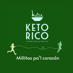 5k millas pal corazon registration logo