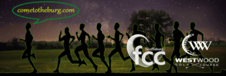 5k Night Run/Walk registration logo