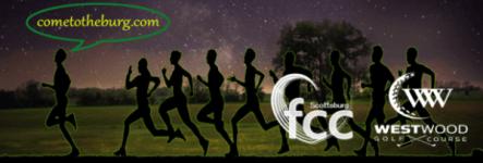 5k Night Run/Walk registration logo