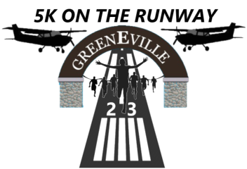 5K On The Runway registration logo