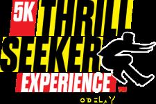 5K ThrillSeeker Experience registration logo