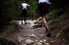 St. Romuald 5K Trail Run registration logo