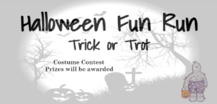 5K Trick or Trot registration logo