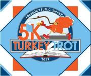 5k Turkey Trot 2019 registration logo