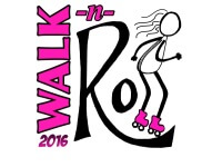5K Walk-n-Rollathon registration logo
