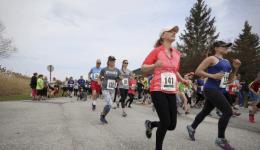 5K Walk/Run for Jim registration logo