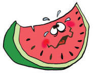 5k Watermelon Days Fun Run registration logo