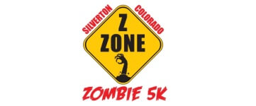 5K Z-Zone Zombie Fun Run registration logo