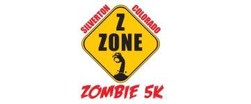 5K Z-Zone Zombie Fun Run registration logo