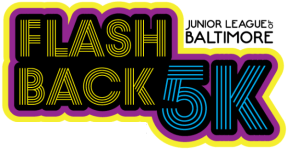 5th Annual Flashback 5K registration logo