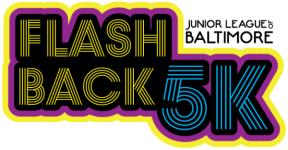 5th Annual Flashback 5K registration logo