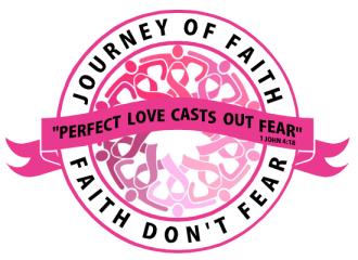 5th Annual Journey Breast Cancer Walk registration logo