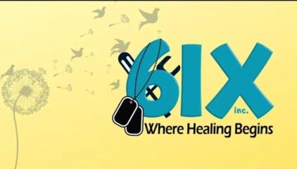 6ix Inc. registration logo