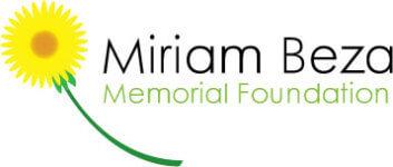 6th Annual Miriam Beza 5K Run/Walk & Kids Fun Run registration logo