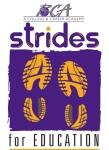7th Annual RUN RCA Strides for Education registration logo