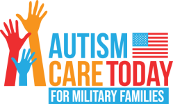 9th Annual ONEHOPE Autism Care Today for Military Families 5k/10k Run/Walk & Family Festival registration logo