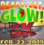 A. Max Brewer Bridge 5K registration logo