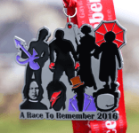 A Race to Remember 2016 - 5K & 10K Now Only $12 registration logo
