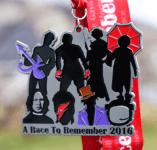 A Race to Remember 5K & 10K - Clearance registration logo