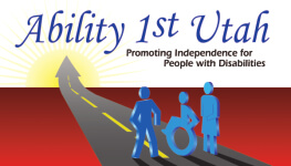 Ability 1st Utah 14th Annual Fundraiser Race registration logo