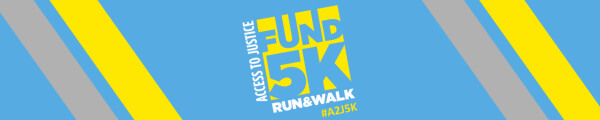 Access to Justice FUND Run/Walk 5k registration logo
