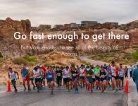 Acoma Seed Run registration logo