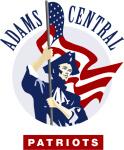 Adams Central Fun Run registration logo
