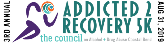 Addicted 2 Recovery 5K registration logo