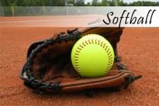 Adult Softball registration logo