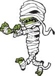 Halloween 5k Fun Run registration logo