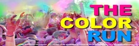 AFIMSC Color Run 5K registration logo