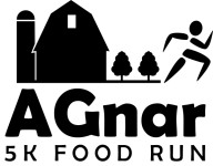 AGnar Food Run registration logo