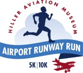Airport Runway Run registration logo