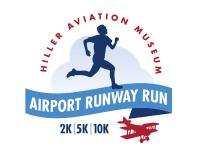 Airport Runway Run registration logo