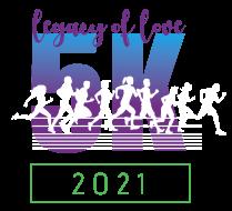 Alex's Legacy of Love 5k registration logo
