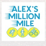 Alex's Million Mile Run registration logo