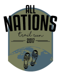 All Nations Trail Run registration logo