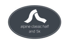 Alpine Classic Half and 5K registration logo